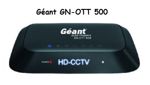Géant GN-OTT 500