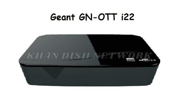 Geant GN-OTT I22