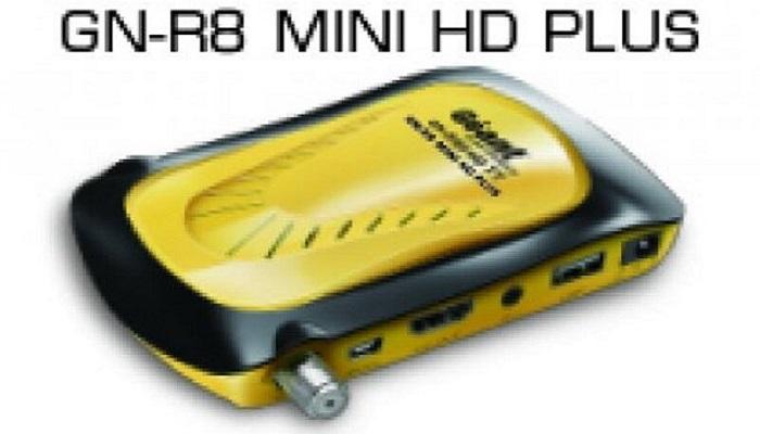 Géant GN-R8 Mini HD Plus Software