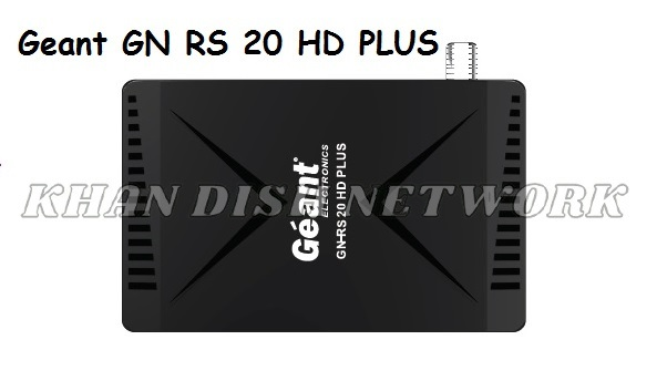 Geant GN RS 20 HD PLUS