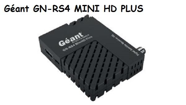 Géant GN-RS4 MINI HD PLUS