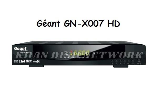 Géant GN-X007 HD