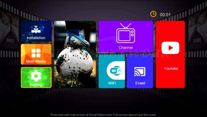 HUMMER X3 1506tv New Software