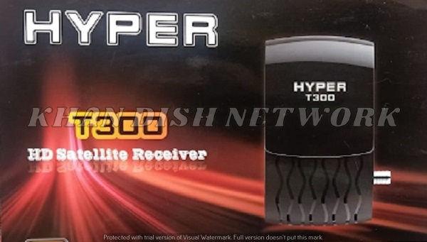 HYPER T300 HD SOFTWARE