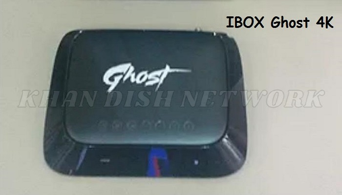 iBox Ghost 4K Software