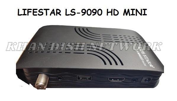 LIFESTAR LS-9090 HD MINI SOFTWARE