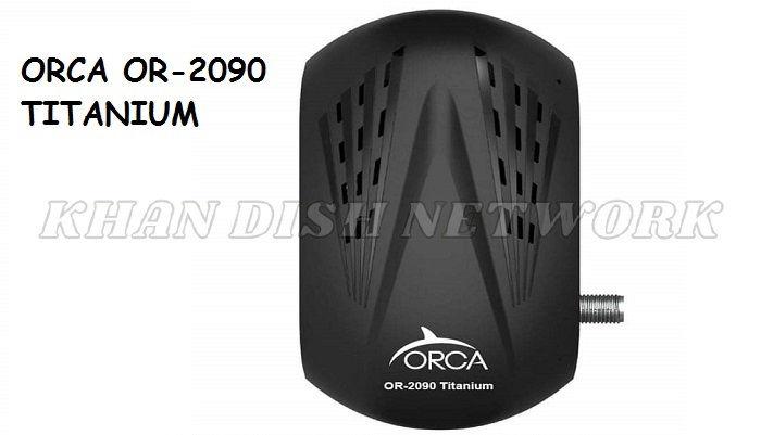 ORCA OR-2090 TITANIUM SOFTWARE