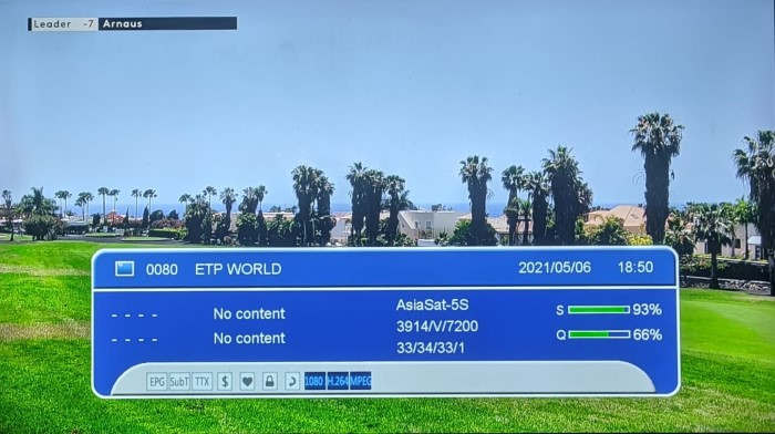 PREMIUM HD MONTAGE CS8001