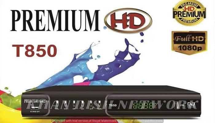 PREMIUM HD T850 SOFTWARE