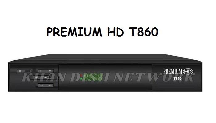 PREMIUM HD T860 SOFTWARE