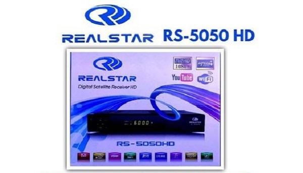 REALSTAR RS-5050 HD SOFTWARE