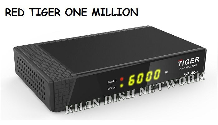 RED TIGER ONE MILLION