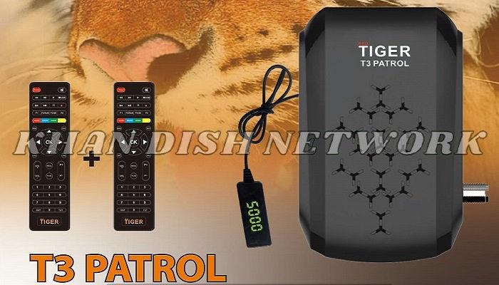 RED TIGER T3 PATROL SOFTWARE