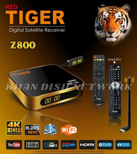 RED TIGER Z800 SOFTWARE