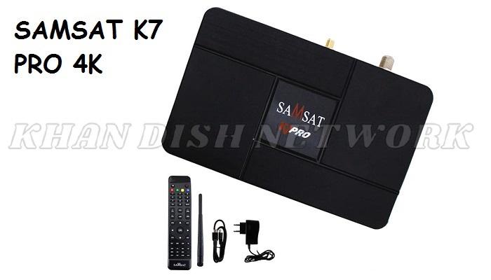 SAMSAT K7 PRO 4K