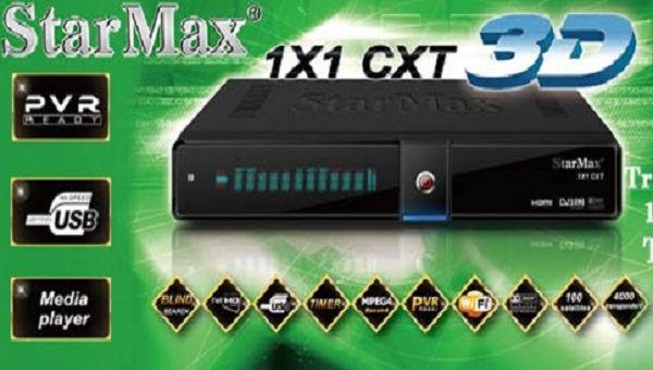 STARMAX 1X1 CXT PLUS SOFTWARE