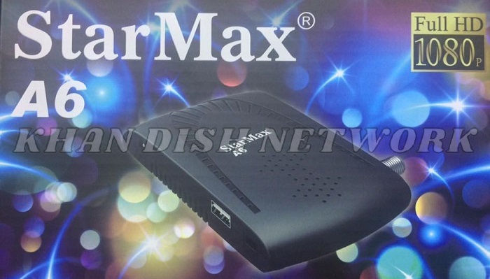 STARMAX A6 MINI SOFTWARE UPDATE | SPECIFICATIONS