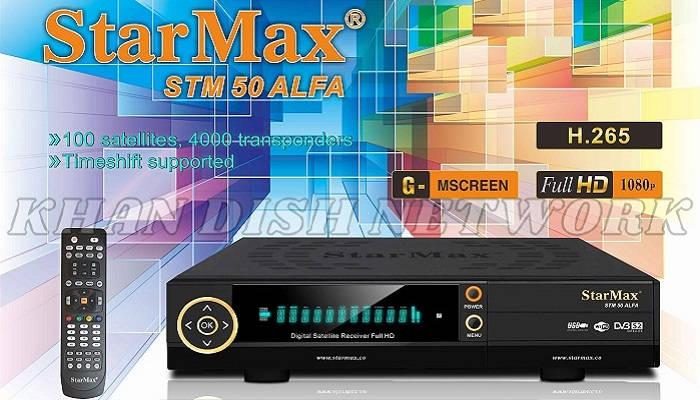 STARMAX STM 50 ALFA