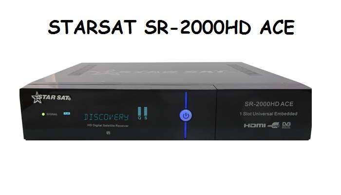STARSAT SR-2000 HD ACE