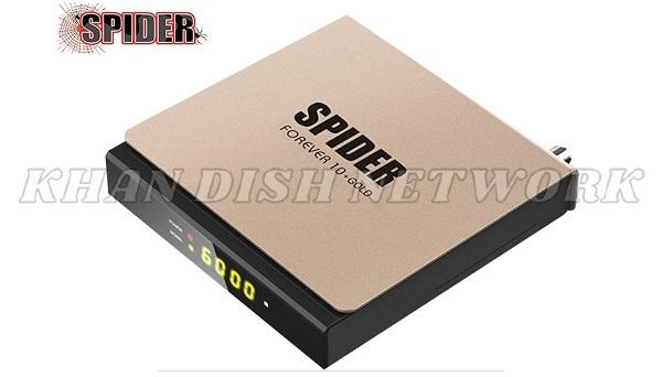 Spider Forever 10 Plus Gold