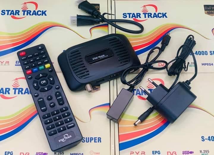 Star Track s4000 Super New Software