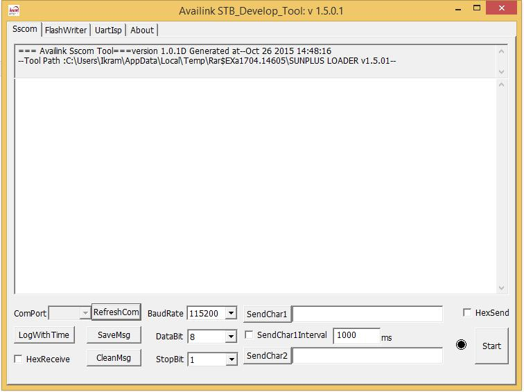 Sunplus loader 1.05.01