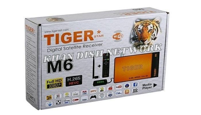 TIGER M6 SUPER