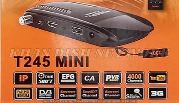 TIGER T245 Mini CA