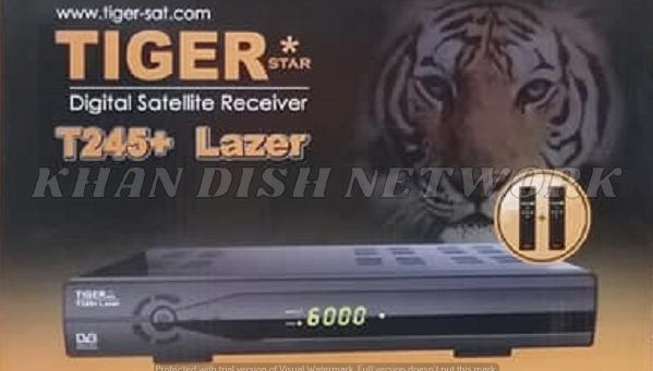 TIGER T245 PLUS LAZER