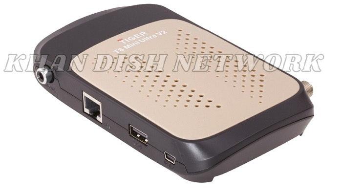 Tiger T8 Mini Ultra V2 New Software