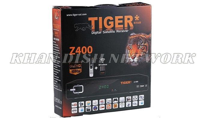 TIGER Z400 SOFTWARE