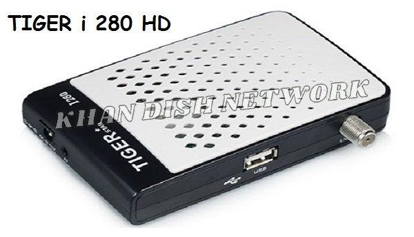 TIGER i 280 HD SOFTWARE