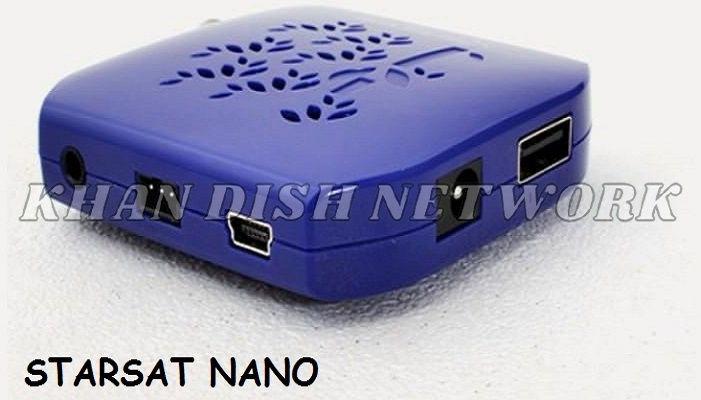StarSat NANO HD