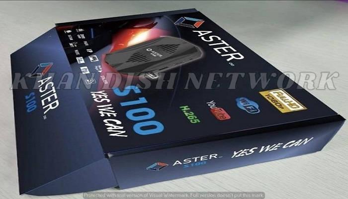 ASTER S100 FOREVER