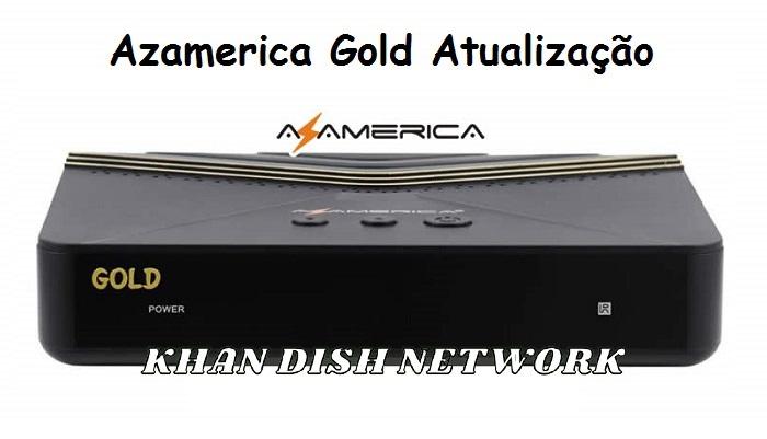 Azamerica Gold atualização