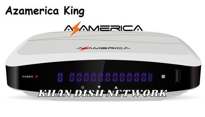 Azamerica King atualização