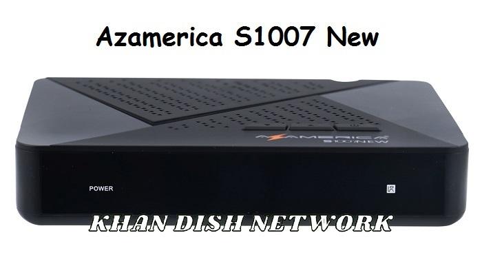 Azamerica S1007 New Atualização