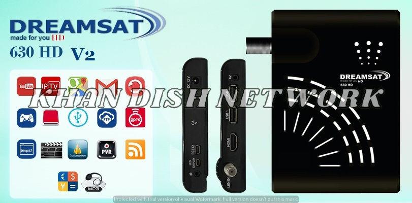 DREAMSAT 630 HD MINI V2