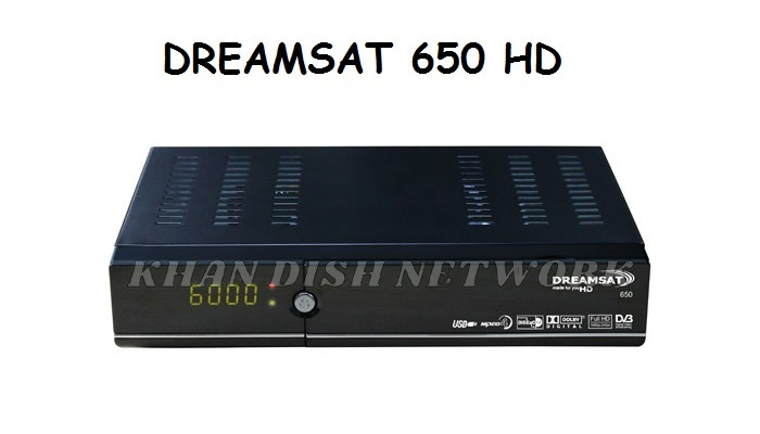 DREAMSAT 650 HD
