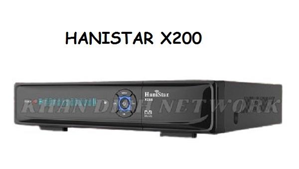 HaniStar X200 Software