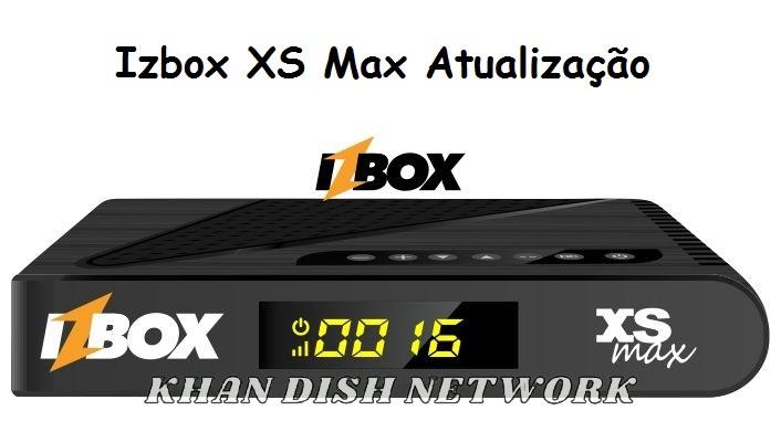 Izbox XS Max Atualização