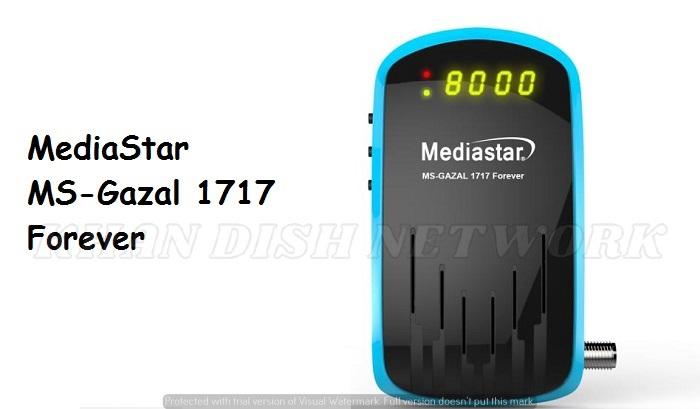 MediaStar MS-Gazal 1717 Forever