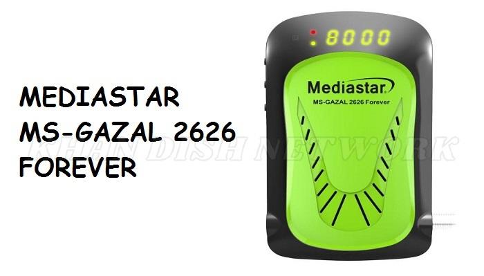 MEDIASTAR MS-GAZAL 2626 FOREVER
