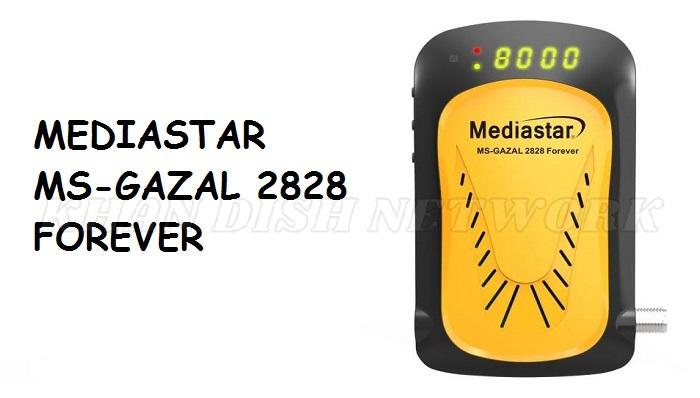 MEDIASTAR MS-GAZAL 2828 FOREVER