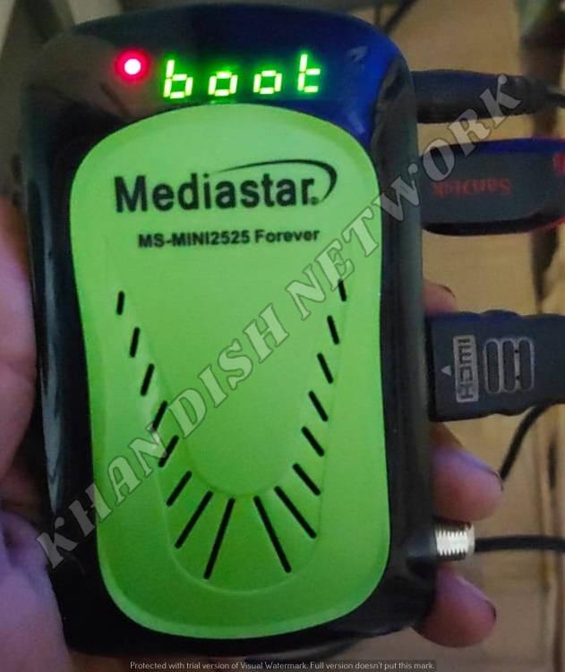 MEDIASTAR MS-MINI 2525 FOREVER BOOT