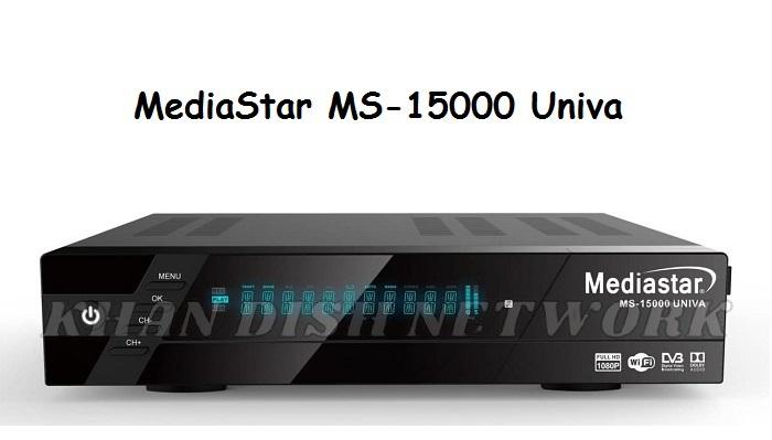 MediaStar MS-15000 Univa Software