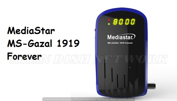 MediaStar MS-Gazal 1919 Forever