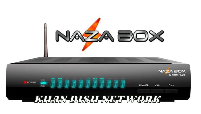 Nazabox S1010 Plus Nova Atualização