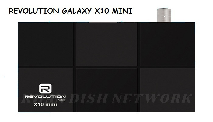 REVOLUTION GALAXY X10 MINI