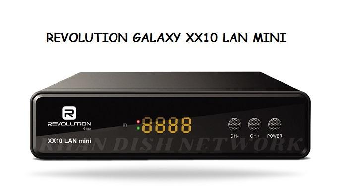 REVOLUTION GALAXY XX10 LAN MINI